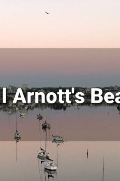 Bill Arnott's Beat: The Authors' Lounge Interview