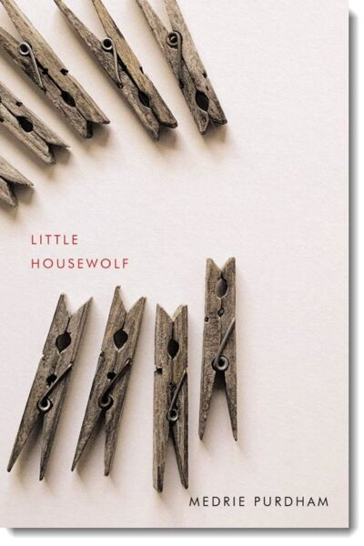 Little Housewolf by Medrie Purdham