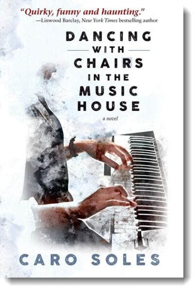 Dancing with Chairs in the Music House by Caro Soles
